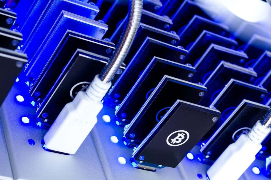 US becomes world's largest bitcoin miner after China crackdown